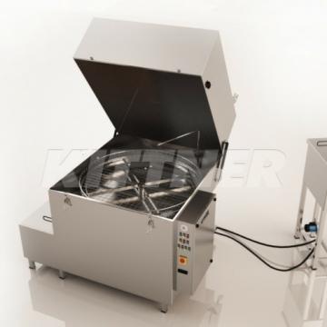 Почистващи и обезмасляващи машини за малки и големи части