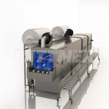 Почистващи и обезмасляващи машини за КЛТ каси